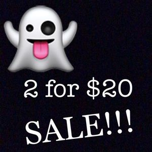 👻 2 FOR $20 SALE! Find the Ghost! 👻